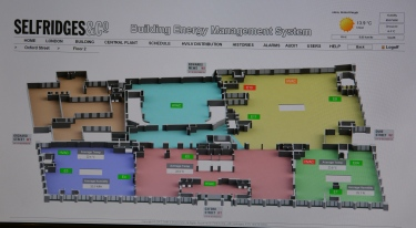 managing the selfridges building modern building services