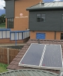 Baxi, solar thermal, renewable energy, space heating, DHW, boiler