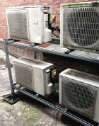 Toshiba Air Conditioning, R22, maintenance, refurbishment