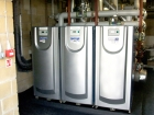 MHS Boilers, space heating, DHW