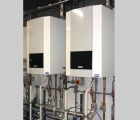 MHS Boilers, space heating