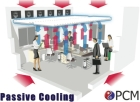 PCM, passive cooling, phase change, energy storage