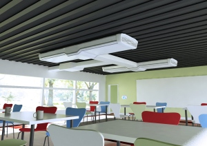 Monodraught, Cool-Phase, air conditioning, ventilation