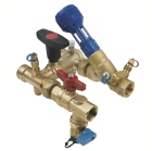 Albion Valves, valve assemblies, commissioning, balancing