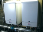 Boilers, DHW, space heating, Alpha Heating