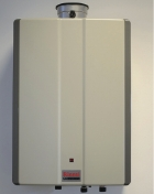 Rinnai, water heater, DHW, domestic hot water