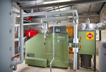 Euroheat, biomass, boiler, wood pellet, wood chip, renewable energy