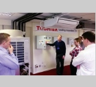 air conditioning, Toshiba, training