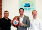 JS Wright, Tommy Langford, boxing