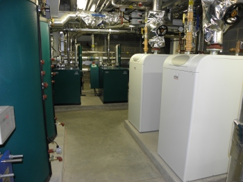 boiler, space, heating, DHW, Potterton Commercial