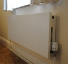 Smith's, heat pump, fan convector, renewable energy, space heating