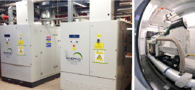 Ener-G Combined Power, CHP, Energy efficient building systems, energy efficiency