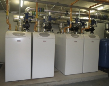 Potterton Commercial, water treatment, space heating, boilers