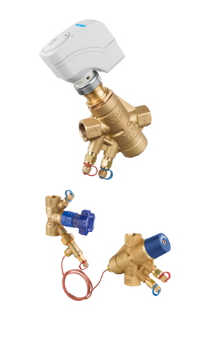 Albion Valves, self regulating valves, PICV, DPCV, commissioning, balancing