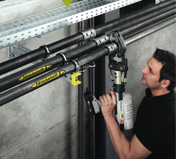 Viega, pipe, pipework, pressfit, press fitting