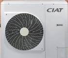 Heat pump, air conditioning, Toshiba, Ciat Ozonair, space heating, cooling