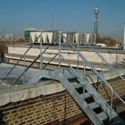 ECEX, Access, rooftop plant, maintenance, refurbishment