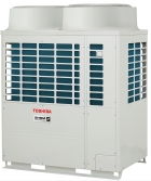 Toshiba, air conditioning, VRF, heat recovery