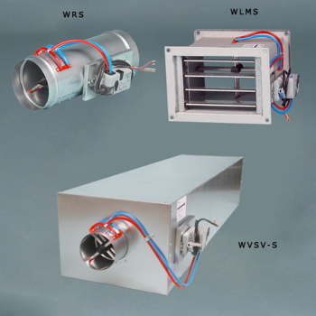 Waterloo Air Products, variable air volume, air conditioning