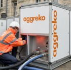 Aggreko, boiler hire, space heating