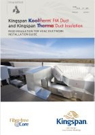 Kingspan Insulation, Kingspan, ductwork