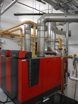 Remeha, boiler, space heating, Quick fixes