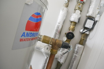 Andrews Water Heaters, David Ridgway, water heaters, waterborne minerals, legionella, WRAS