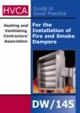 HVCA Publications, fire and smoke dampers