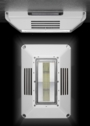 Cooper Lighting, LED high-bay luminaire