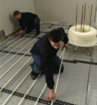 Pulsar Direct, underfloor heating