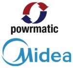 air conditioning Midea, Powrmatic