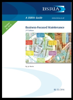 BSRIA, maintenance, business focused maintenance